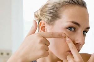 жировика на лице