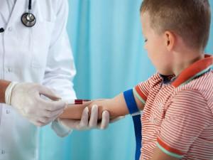 у детей повышены эритроциты