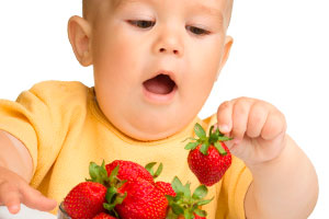 У ребенка низкий гемоглобин