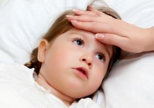мононуклеоз у ребенка