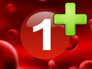 кровь 1 положительная