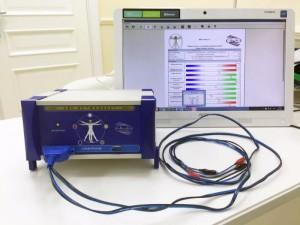 прибор для исследования состава тела
